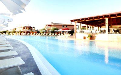 Sardegna: Marina Rey Beach Resort in Costa Rei