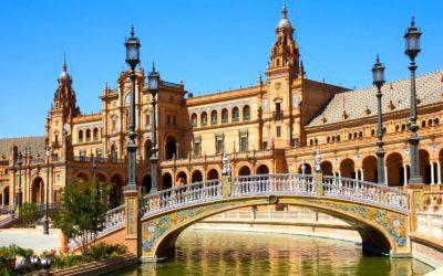 Itinerario aereo + tour: Gran Tour Andalusia