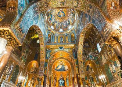 Chiesa della Martorana a Palermo