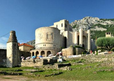 Castello di Kruja