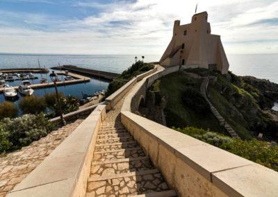 Torre sul mare Sperlonga