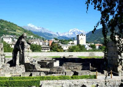 Aosta parco archeologico