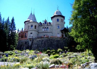 Gressoney Castello di Savoia