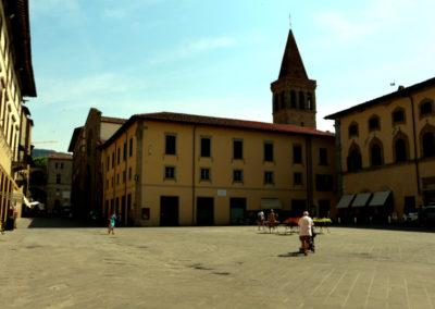 Sansepolcro piazza