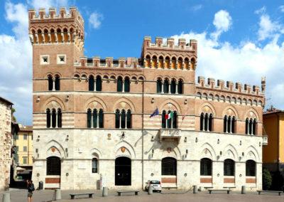 Grosseto Palazzo della Provincia