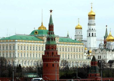 Cremlino Mosca