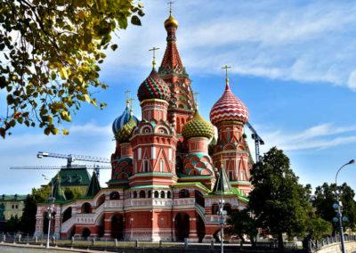 Mosca San Basilio