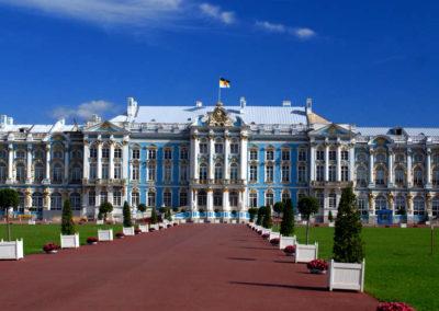 pushkin San Pietroburgo