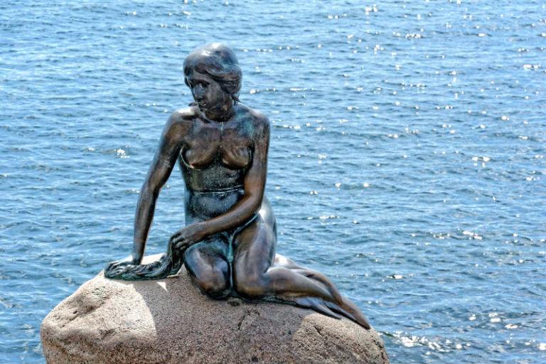 Sirenetta di Copenaghen