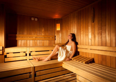 Sauna Hotel Madonna di Campiglio