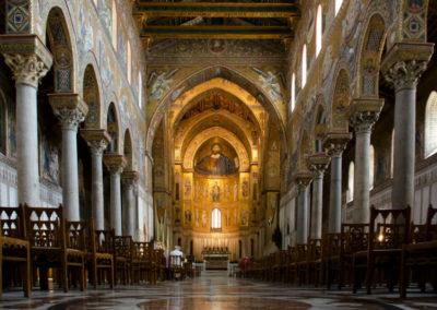 Interno Cattedrale Monreale