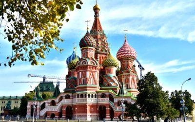 Itinerario aereo + tour: Mosca e San Pietroburgo