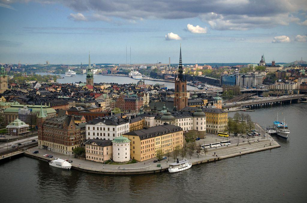 Stoccolma, uno scorcio