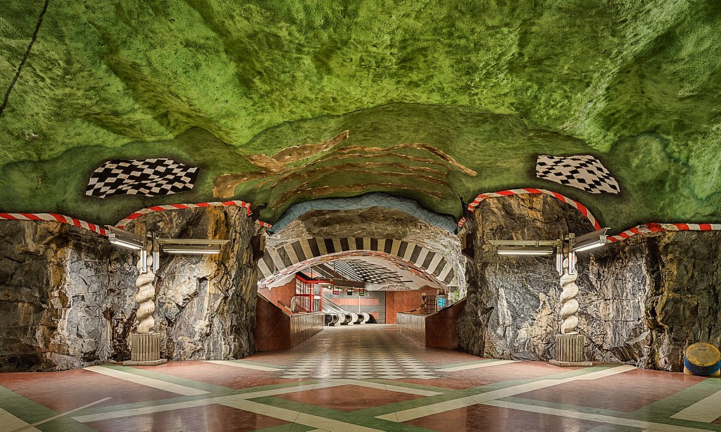 Stoccolma metro