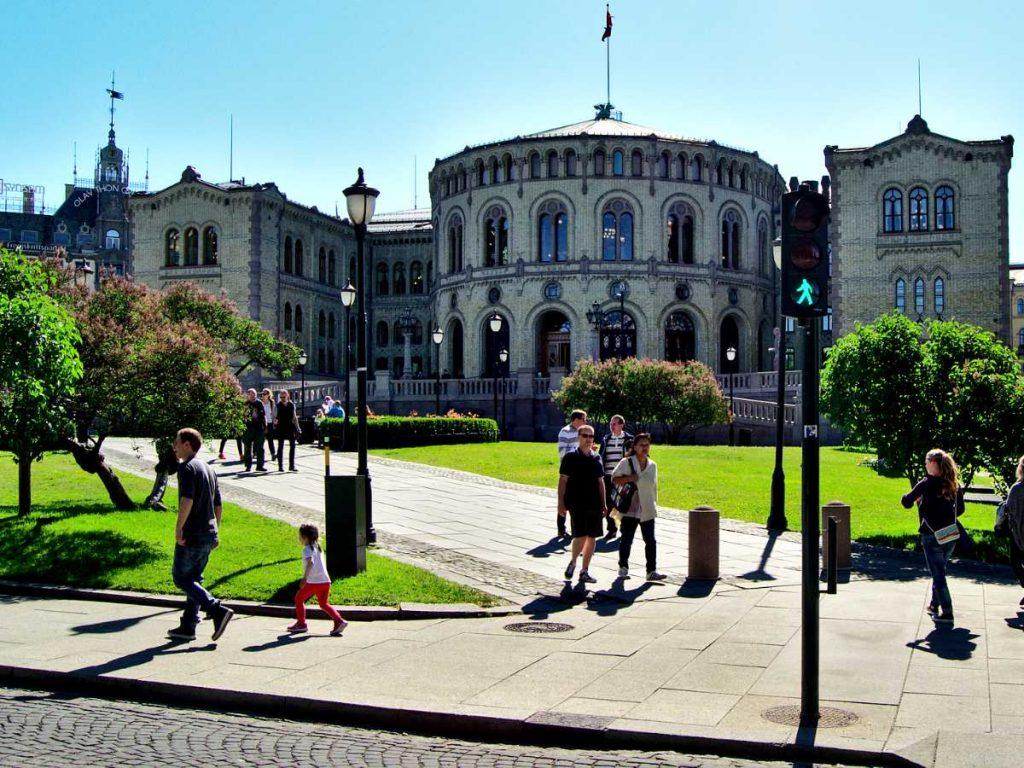 Oslo città