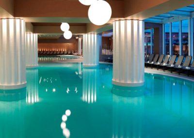 piscina termale hotel portorose