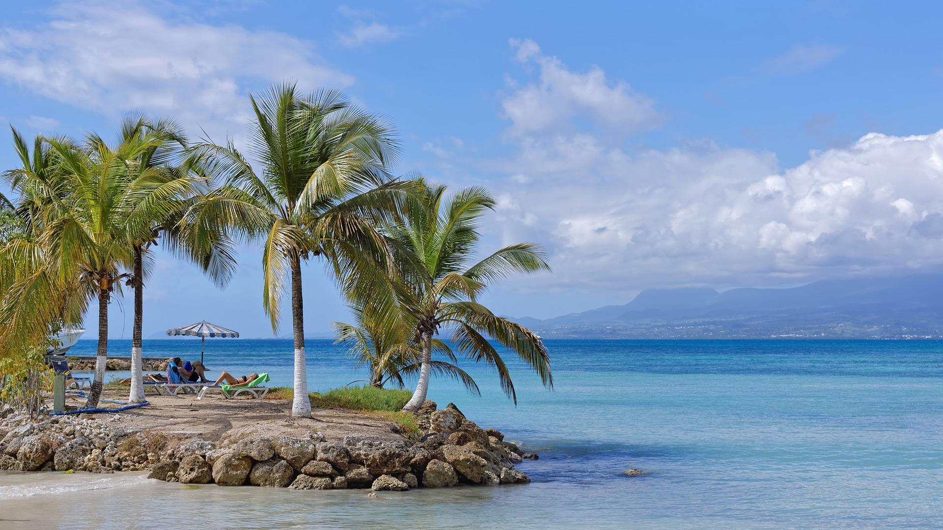 viaggio a Guadalupe Caraibi