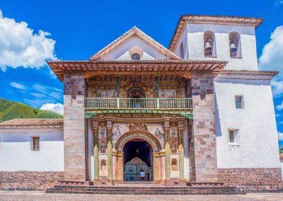 Chiesa di Andahuaylillas