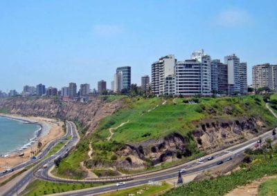 Panoramica Lima