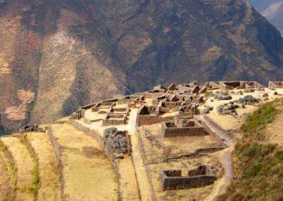Pisac Perù