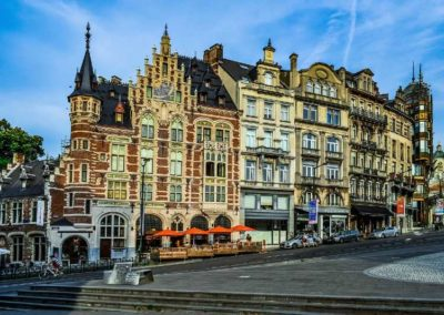Bruxelles Edifici