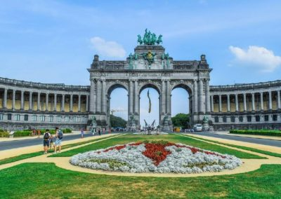 Bruxelles parco del Cinquentenario