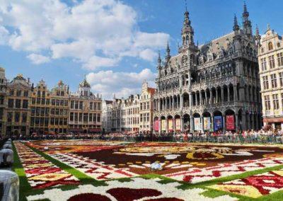 Bruxelles piazza grande