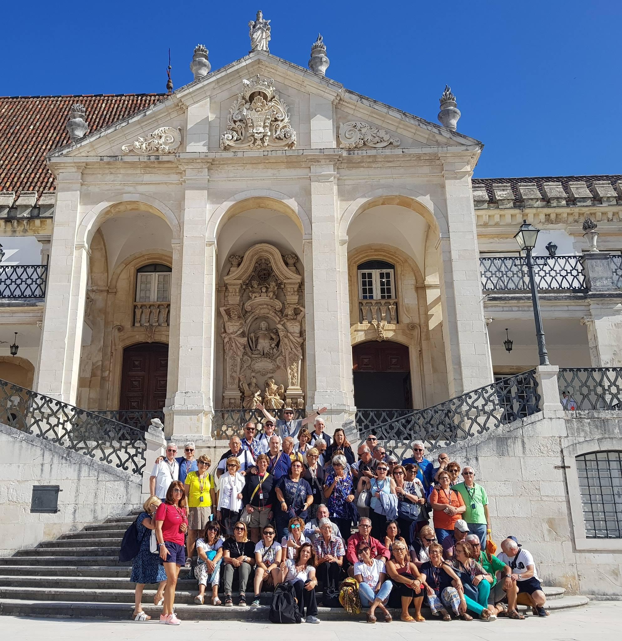 Viaggio di Gruppo in Europa