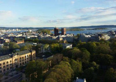 Panoramica Oslo