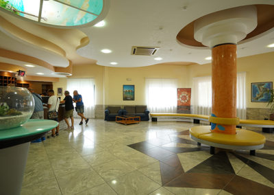 Hall del Villaggio