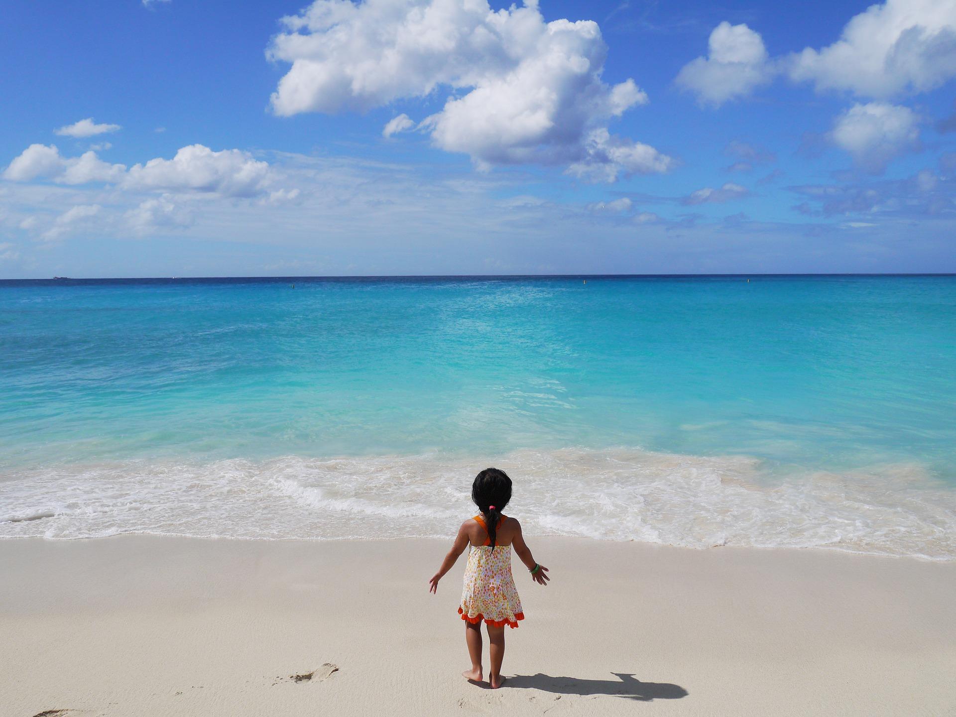 Bambini e spiagge