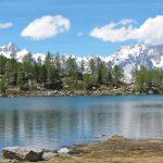 Lago D'Arpy Valle D'Aosta