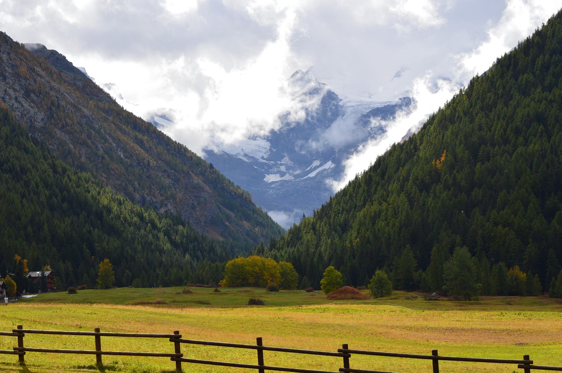 Il Parco del Gran Paradiso Valle D'Aosta