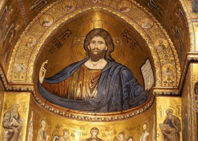 Interno Duomo Monreale