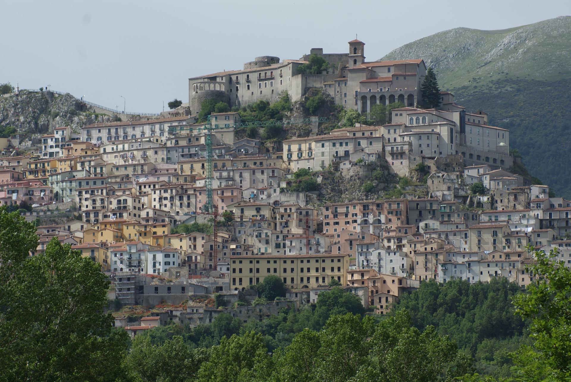 La Lucania in Basilicata