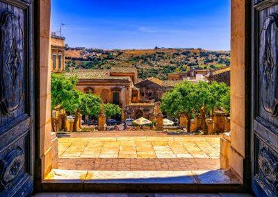 Modica cattedrale Sicilia