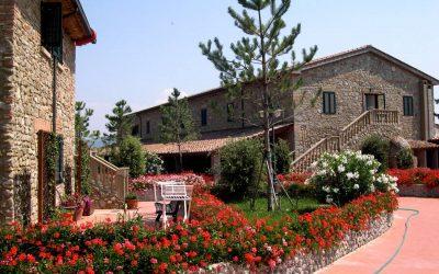 Toscana: Agriturismo Country 3*** Volterra