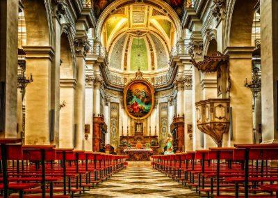 Modica interno cattedrale