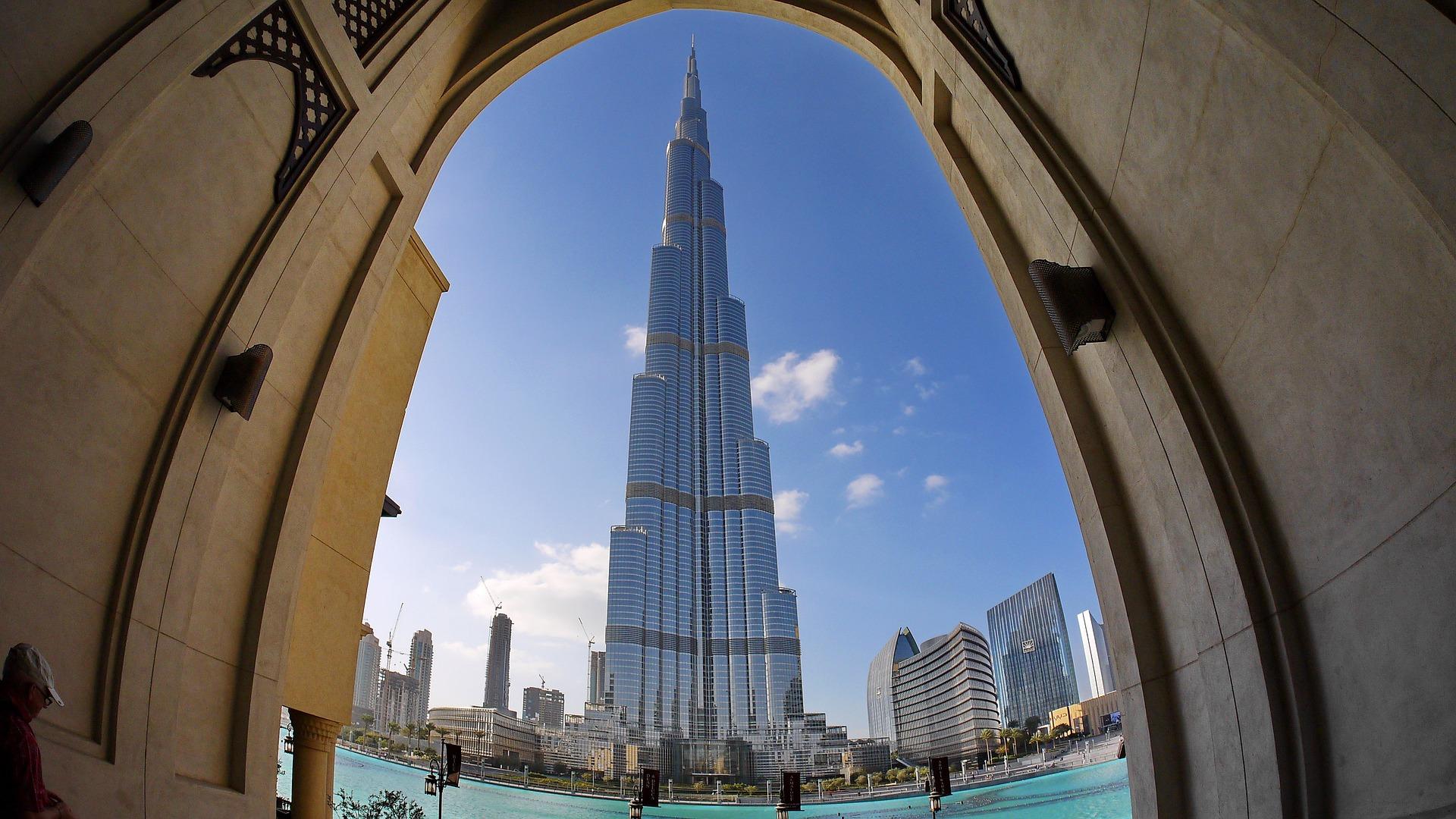 Burj Khalifa, il grattacielo più alto di Dubai