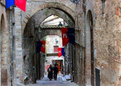Narni centro storico