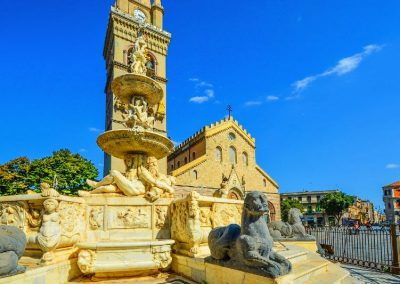 Messina Duomo Sicilia