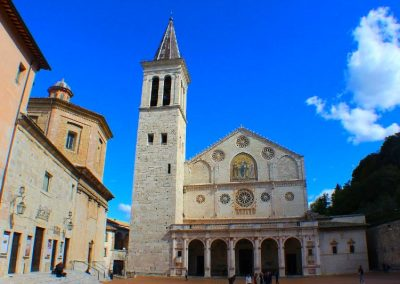 Spoleto cattedrale