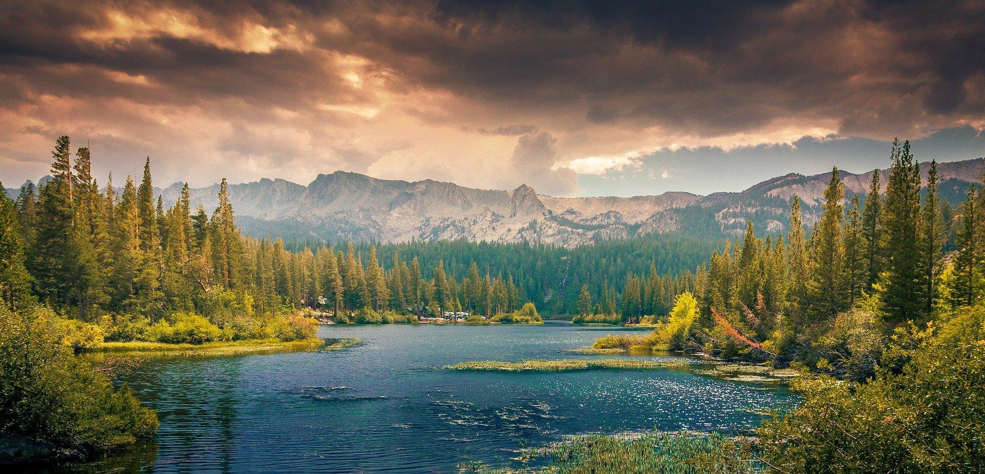 I panorami naturali del Canada
