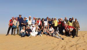 Nel deserto con i viaggi di gruppo