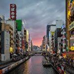 Osaka in Giappone