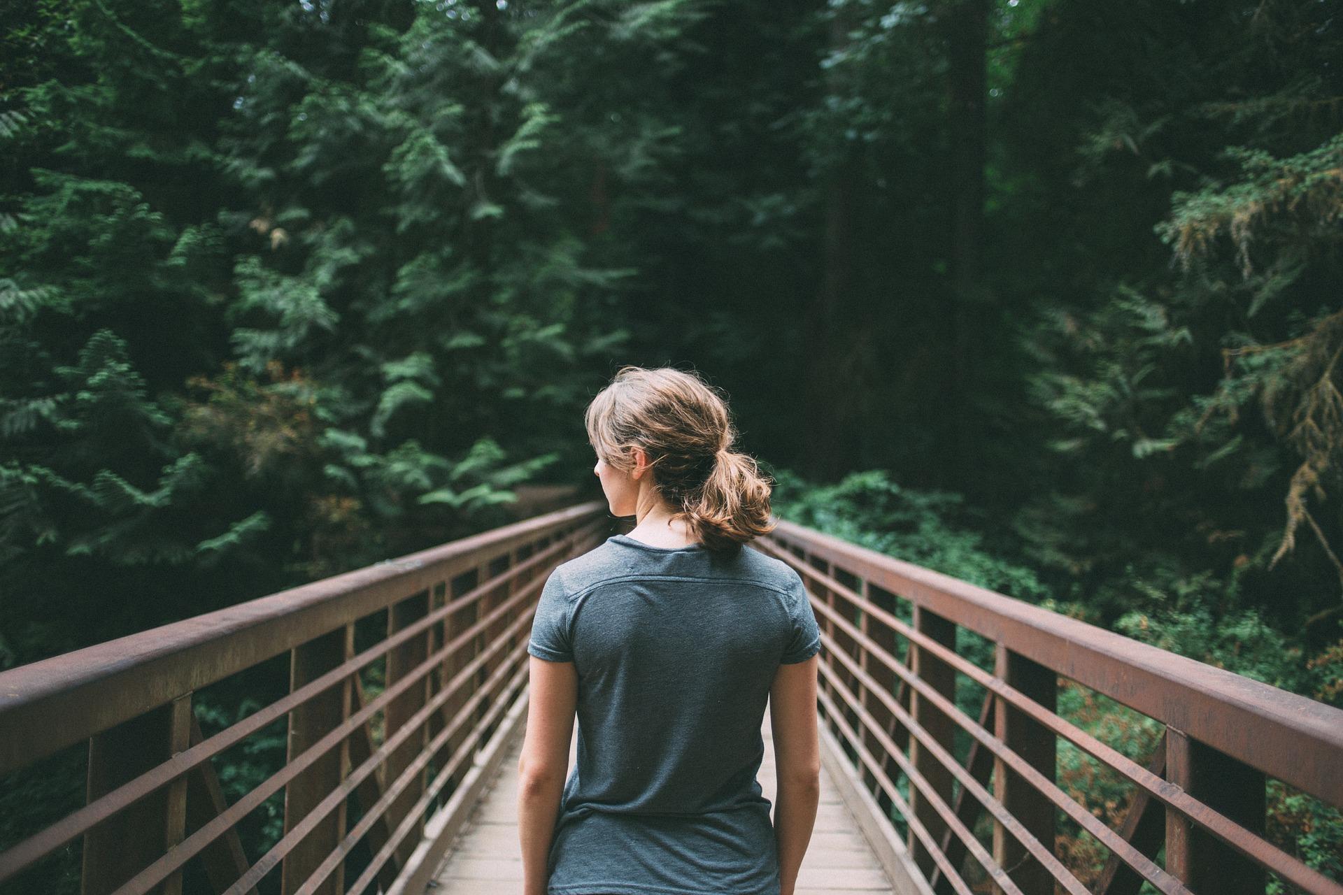 Le passeggiate in natura in viaggio