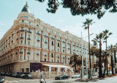 Architettura Cannes