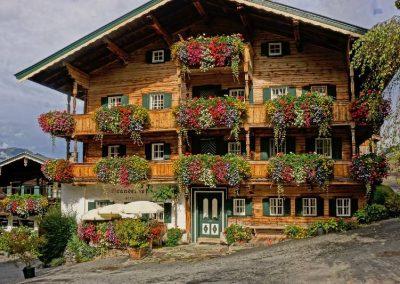 Costruzioni tipiche del Tirolo