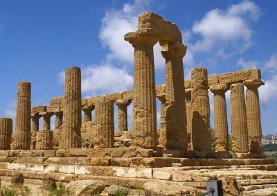 la valle dei Templi Agrigento